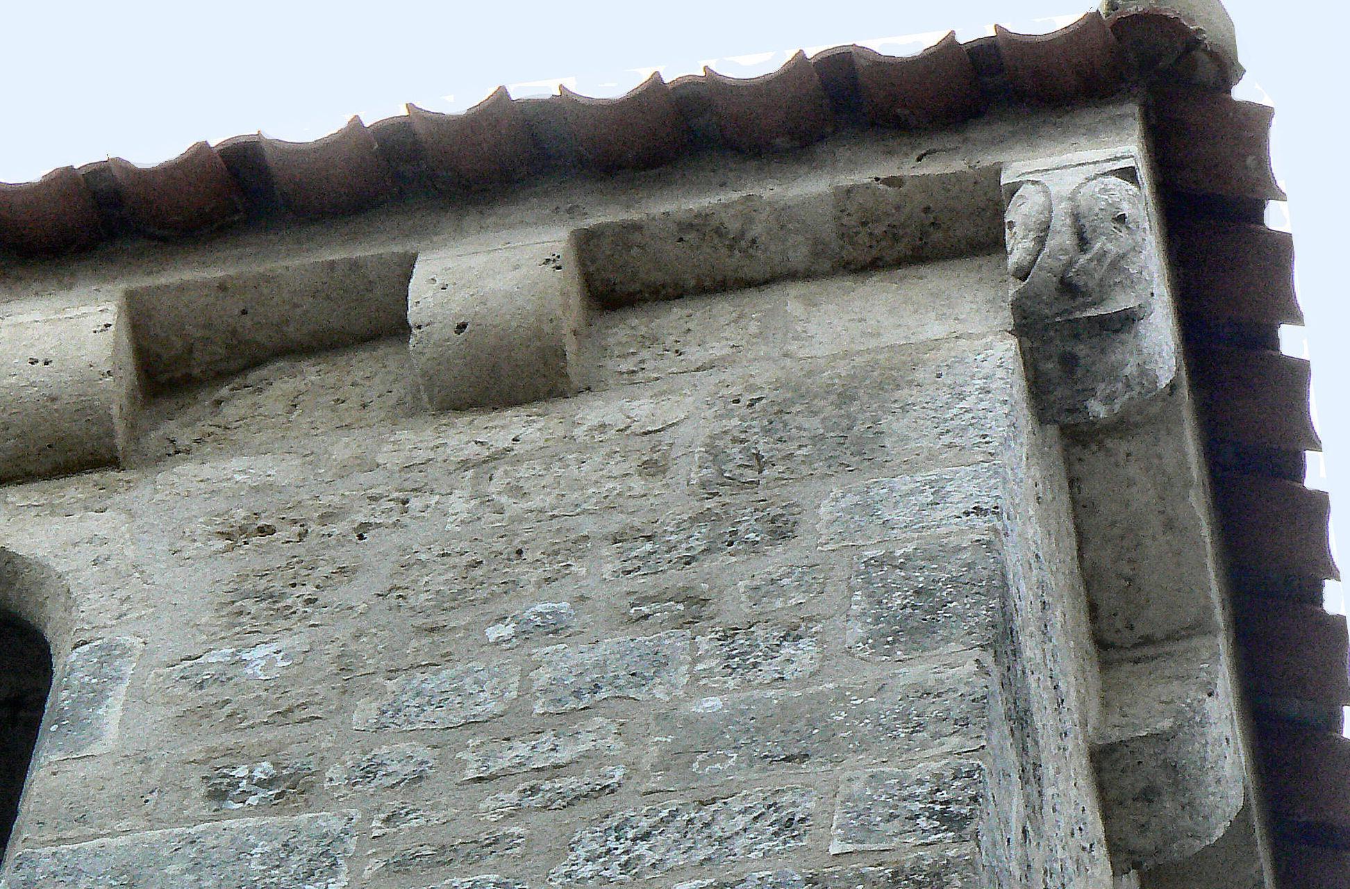 Vend e saint pierre le vieux eglise de chalais - Le 12 tavole romane ...
